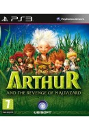 Arthur and the Revenge of Maltazard ( Lietota spēle ) PlayStation 3 PS3