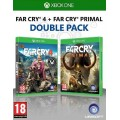 Far Cry Primal and Far Cry 4 Double Pack Xbox One