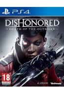 Dishonored Death of the Outsider ( Lietota spēle ) PlayStation 4 PS4