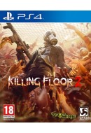 Killing Floor 2 PlayStation 4 PS4