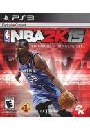 NBA 2K15 PlayStation 3 PS3