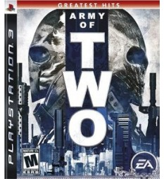 Army of Two ( Lietota spēle ) PlayStation 3