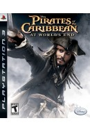 Pirates of the Caribbean: At World's End ( Lietota spēle ) PlayStation 3