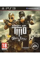 Army of Two: The Devil s Cartel PlayStation 3