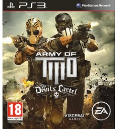 Army of Two: The Devil s Cartel ( Lietota spēle ) PlayStation 3