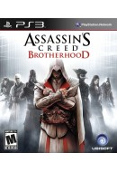Assassin's Creed: Brotherhood ( Lietota spēle ) PlayStation 3