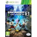 Disney Epic Mickey 2: The Power of Two XBOX360