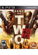 Army of Two: The 40th Day ( Lietota spēle ) PlayStation 3