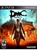 DmC: Devil May Cry ( Lietota spēle ) PlayStation 3