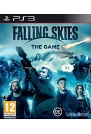 Falling Skies: The Game ( Lietota spēle ) PlayStation 3 PS3