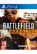 Battlefield Hardline PlayStation 4 PS4
