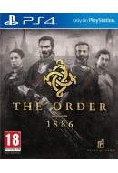 The Order: 1886 ( Lietota spēle ) PlayStation 4 PS4