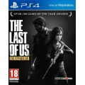 The Last of Us: Remastered PlayStation 4 PS4