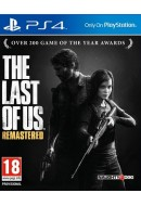 The Last of Us: Remastered ( Lietota spēle ) PlayStation 4 PS4