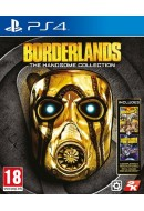 Borderlands: The Handsome Collection PlayStation 4 PS4