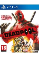 Deadpool PlayStation 4 PS4