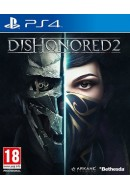 Dishonored 2 ( Lietota spēle ) PlayStation 4 PS4
