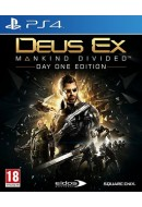 Deus Ex: Mankind Divided ( Lietota spēle ) PlayStation 4 PS4