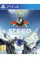 Steep ( Lietota spēle ) PlayStation 4 PS4