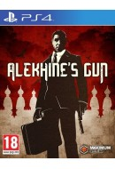 Alekhine's Gun PlayStation 4 PS4