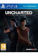 Uncharted: The Lost Legacy ( Lietota spēle ) PlayStation 4 PS4