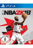 NBA 2K18 PlayStation 4 PS4