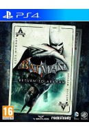 Batman: Return to Arkham PlayStation 4 PS4
