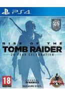 Rise of The Tomb Raider: 20 Year Celebration ( Lietota spēle ) PlayStation 4 PS4