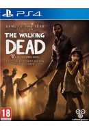 The Walking Dead The Complete First Season ( Lietota spēle ) PlayStation 4 PS4