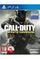Call Of Duty: Infinite Warfare ( Poļu versija ) ( Lietota spēle ) PlayStation 4 PS4