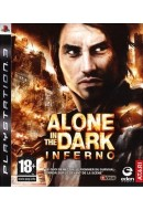 Alone in the Dark: Inferno ( Lietota spēle ) PlayStation 3 PS3