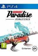 Burnout Paradise Remastered PlayStation 4 PS4