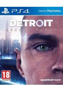 Detroit: Become Human PlayStation 4 PS4