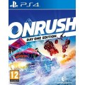 Onrush PlayStation 4 PS4
