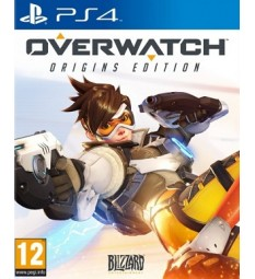 Overwatch PlayStation 4 PS4