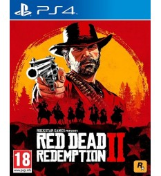 Red Dead Redemption 2 PlayStation 4 PS4