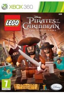 LEGO Pirates of the Caribbean ( Lietota spēle ) XBOX360