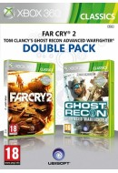Far Cry 2 + Ghost Recon: Advanced Warfighter Double Pack ( Lietota spēle ) XBOX360