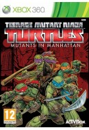 Teenage Mutant Ninja Turtles: Mutants in Manhattan XBOX360