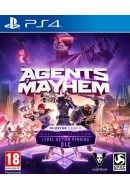 Agents of Mayhem ( Lietota spēle ) PlayStation 4 PS4