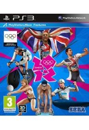 London 2012: The Official Video Game of the Olympic Games ( Lietota spēle ) PlayStation 3 PS3