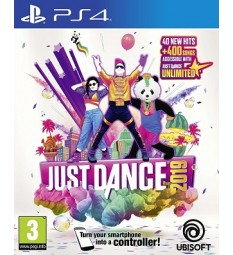 Just Dance 2019 PlayStation 4 PS4
