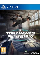 Tony Hawk's Pro Skater 1 + 2 PlayStation 4 PS4