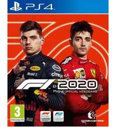 F1 2020 PlayStation 4 PS4