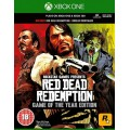 Red Dead Redemption (Game of the Year Edition) XBOX360 XBOXONE