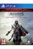 Assassin's Creed: The Ezio Collection PlayStation 4 PS4