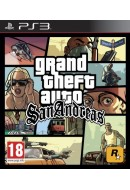 Grand Theft Auto GTA San Andreas PlayStation 3 PS3