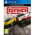 GRID PlayStation 4 PS4