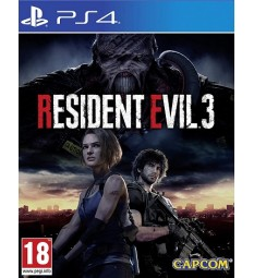 Resident Evil 3 PlayStation 4 PS4