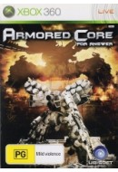 Armored Core for Answer ( Lietota spēle ) XBOX360